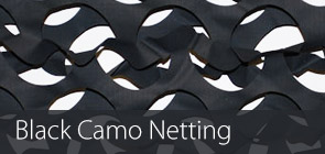 Black Camo Netting USA
