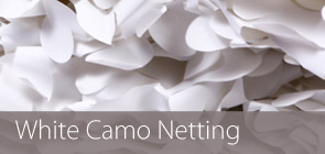 White Camouflage Netting USA